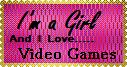 Gamer Girl by LadyIlona1984