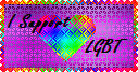 I Support LGBT by LadyIlona1984
