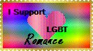 LGBT Romance Stamp by LadyIlona1984