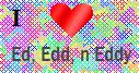 Ed Fan Stamp by LadyIlona1984