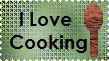 Cooking Stamp by LadyIlona1984