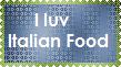Italian Stamp by LadyIlona1984