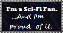 Proud Sci-Fi Fan Stamp by LadyIlona1984