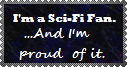 Proud Sci-Fi Fan Stamp by LadyIlona1984