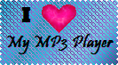 MP3 Player Stamp by LadyIlona1984