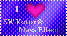 SW Kotor and Mass Effect by LadyIlona1984