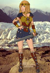 Viking Wonder Girl