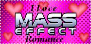 Mass Effect Romance by LadyIlona1984