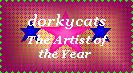 dorkycats Stamp by LadyIlona1984