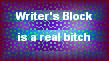 Writer's Block by LadyIlona1984