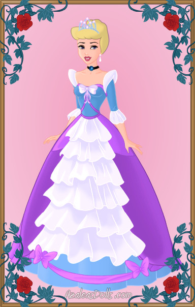 Queen Cinderella by LadyIlona1984