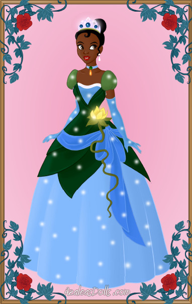 Queen Tiana by LadyIlona1984