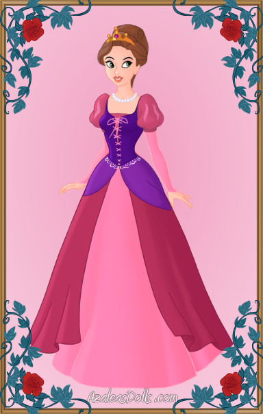 Queen Rapunzel by LadyIlona1984
