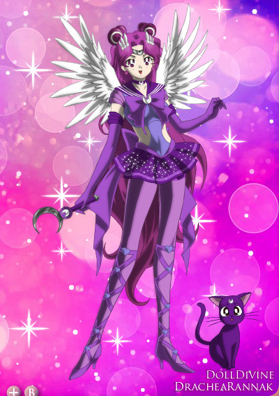 Sailor Spirit Moon by LadyIlona1984