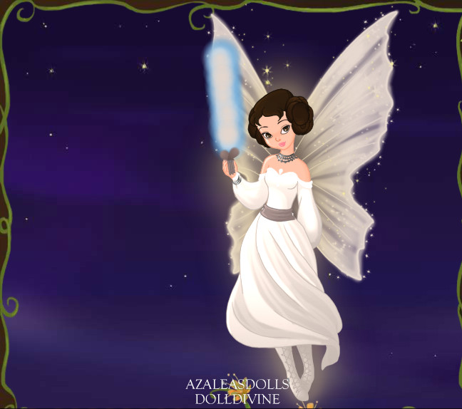 Fairy Princess Leia Organa by LadyIlona1984
