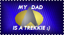My Dad The Trekkie by LadyIlona1984