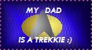 My Dad The Trekkie by LadyIlona1984