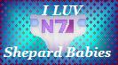 Shepard Babies by LadyIlona1984