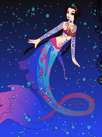 Mermaid Padme by LadyIlona1984