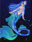 Glow-In-The-Dark Mermaid