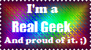 Geek Stamp by LadyIlona1984