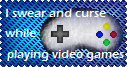 Cursing While Gaming