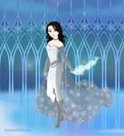 The Ice Queen Miranda Lawson