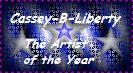 Cassey-B-Liberty Stamp by LadyIlona1984