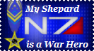 War Hero Shepard by LadyIlona1984