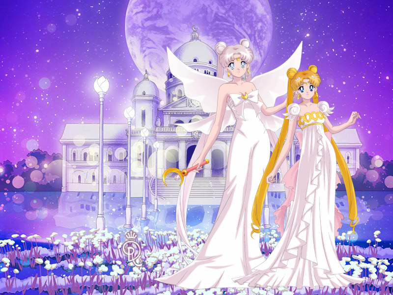 princess serenity and - photo #3