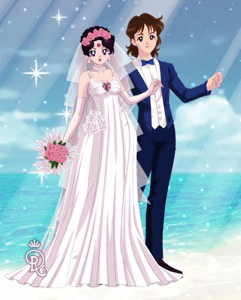 Rei and Chad\'s Wedding by LadyIlona1984 on DeviantArt