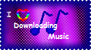 Downloading Music by LadyIlona1984
