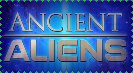 Ancient Aliens Stamp by LadyIlona1984
