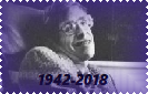 Stephen Hawking Stamp by LadyIlona1984