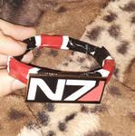 N7 Bracelet by LadyIlona1984