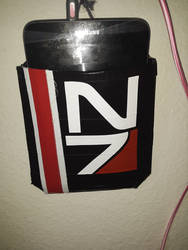 N7 Tablet holder by LadyIlona1984