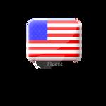 USA - Fluent by norbix9