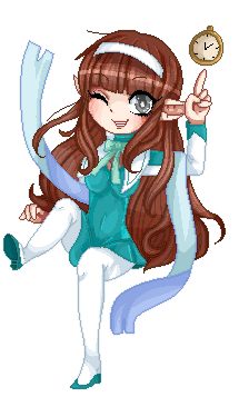 No estaba muerta, estaba de parranda (? <dibujos nuevos>  Pixel_art_commission_for_officeryou_by_aruowlsarts-d9tkml0