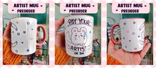 ARTITST MUG | Preorder