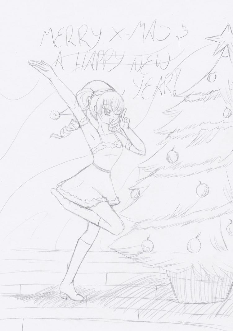 Sachi Comics: X-Mas by Mew-strawberry