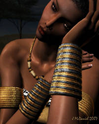 Dreaming Africa by jjean21