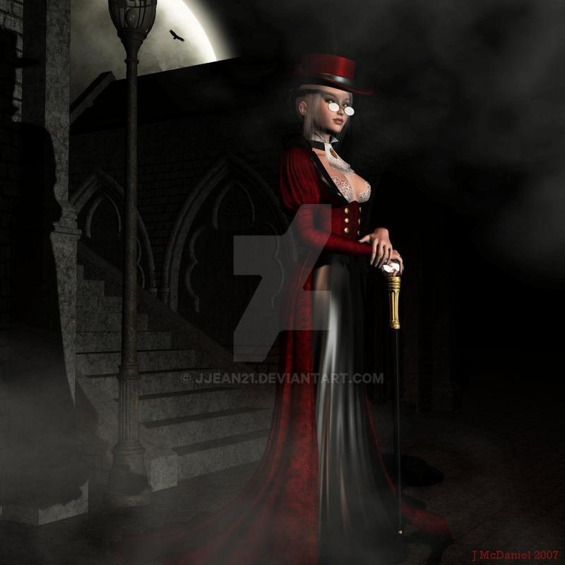 Madame Alucard by jjean21