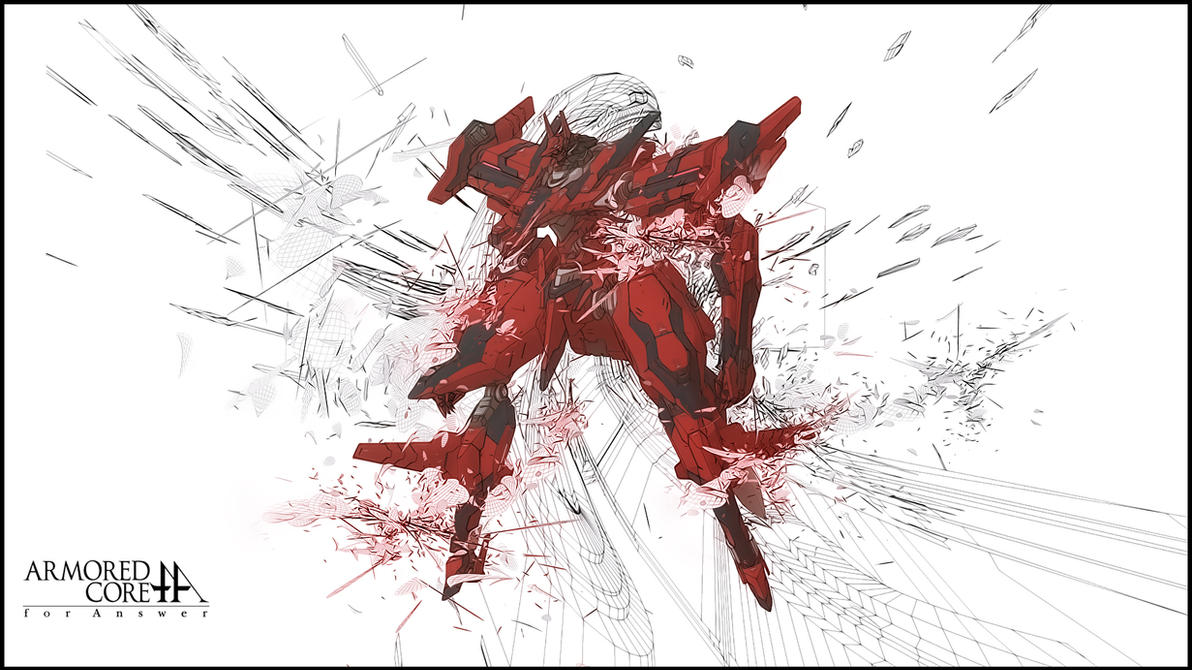 Armored core wallpaper by malafil on deviantart armored core wallpaper by malafil voltagebd Images