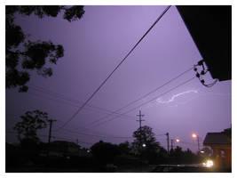 wow, it's lightning