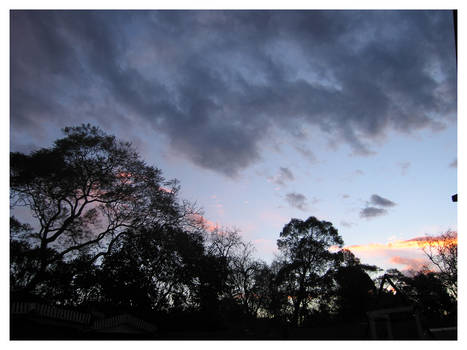 a pretty sky