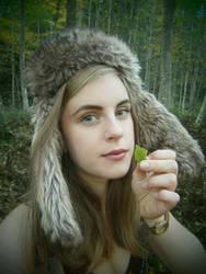 Leafy me by Vinterperle