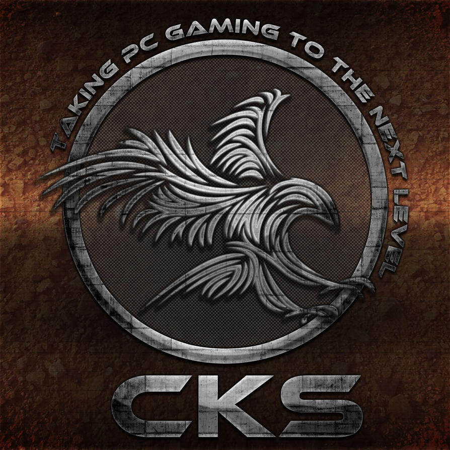 Can anybody please make me a clan emblem? The clan is called cKs ...