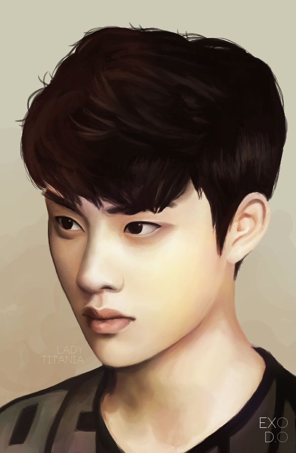 EXO - D.O by Eclaira