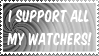 Support Watchers by XSITION