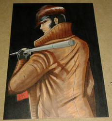 Gambit May 13, 2015 by XSITION